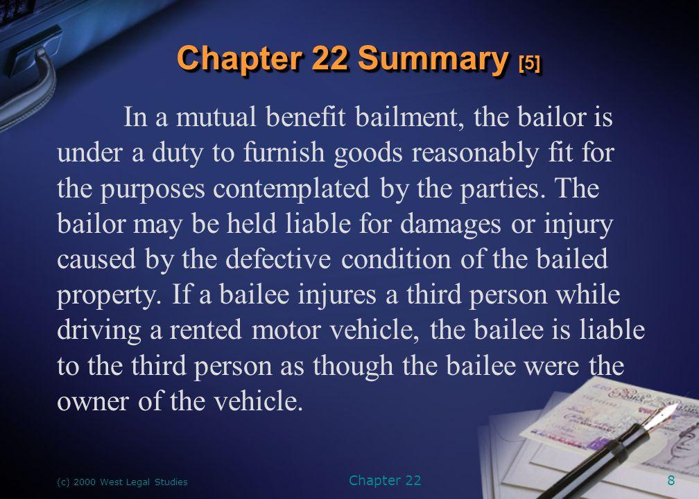 Chapter 22 Summary [5]